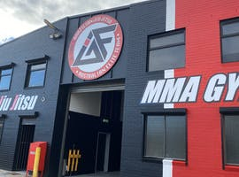 G-Force, training room at G-Force Mixed Martial Arts, image 1