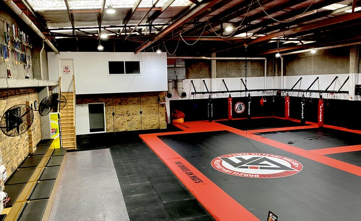 G-Force, multi-use area at G-Force Mixed Martial Arts, image 1
