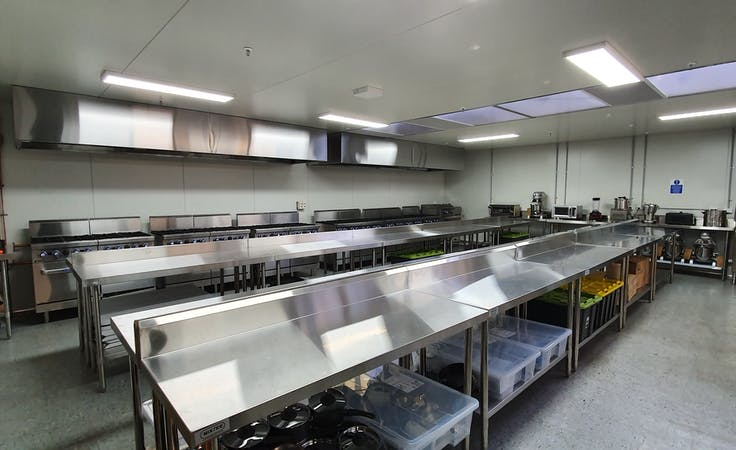 Sunshine Kitchen, multi-use area at Sunshine Commercial Kitchen, image 1