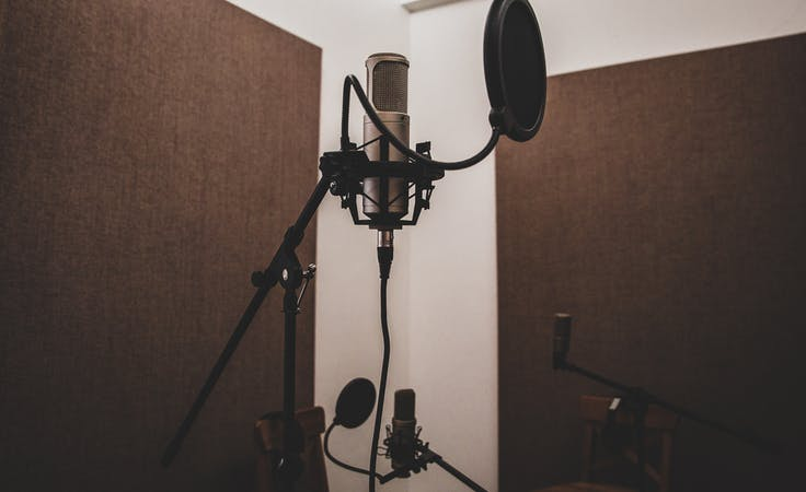 Studio 2, creative studio at Bank Studios, image 2