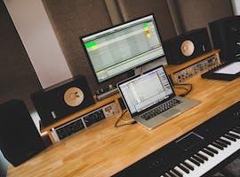 Studio 2, creative studio at Bank Studios, image 1