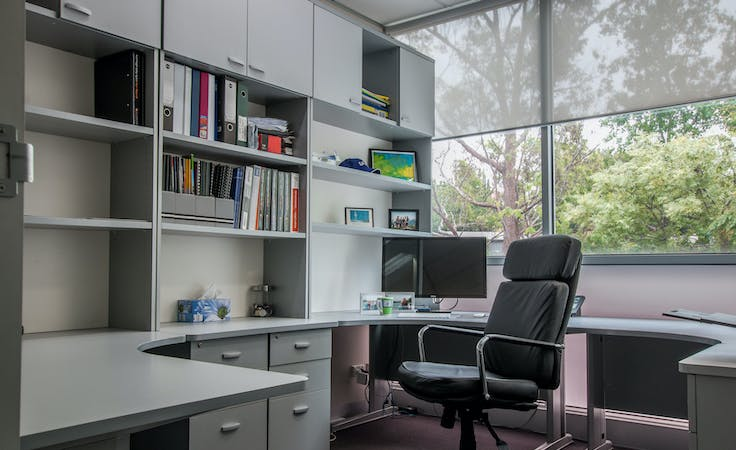 Casual Co-Working Space, coworking at Camberwell Serviced Office, image 1