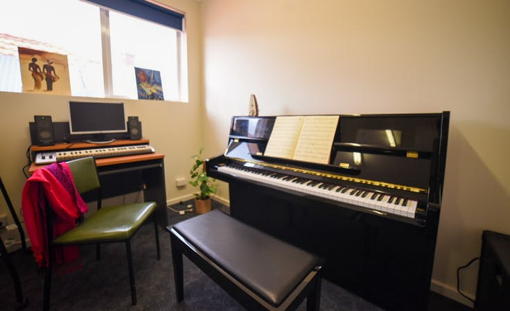 Piano Room 1, function room at Piano Rehearsal Room 1, image 1