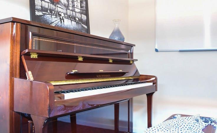 Piano Room 2, function room at Piano Rehearsal Room 2, image 1