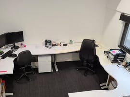 1st floor (17 sqm) 4 person, private office at Brixton Hive, image 1
