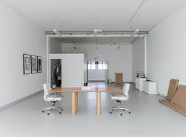 OPEN PLANNED, creative studio at SURRY HILLS LIGHT FILLED OFFICE, image 1