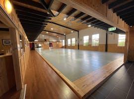 Evening Space, multi-use area at Shudokan Springvale Dojo, image 1
