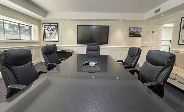 Executive Boardroom, meeting room at Executive Boardroom Medowie, image 1