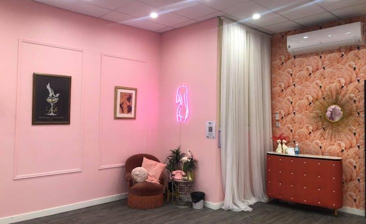 The Mansfield Room, creative studio at Maison Burlesque, image 1