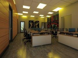 Dedicated desk at Alpha Co-Working, image 1