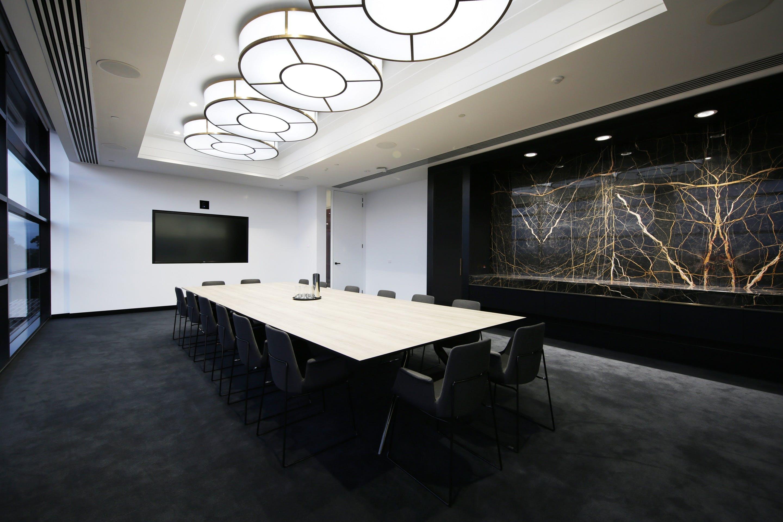 Buffett Boardroom, meeting room at Waterman Chadstone Short Term Spaces, image 1