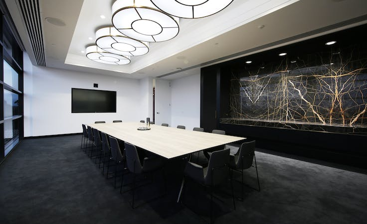 Buffett Boardroom, meeting room at Waterman Chadstone Short Term Spaces, image 1