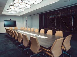 Buffett Boardroom, meeting room at Waterman Chadstone, image 1