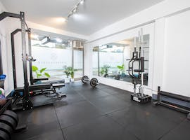 Training room at Strength Synth – Studio Gym Space, image 1