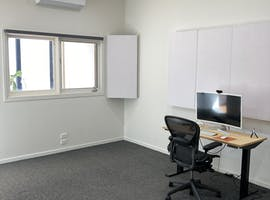 Downstairs, private office at Elusive Creative, image 1