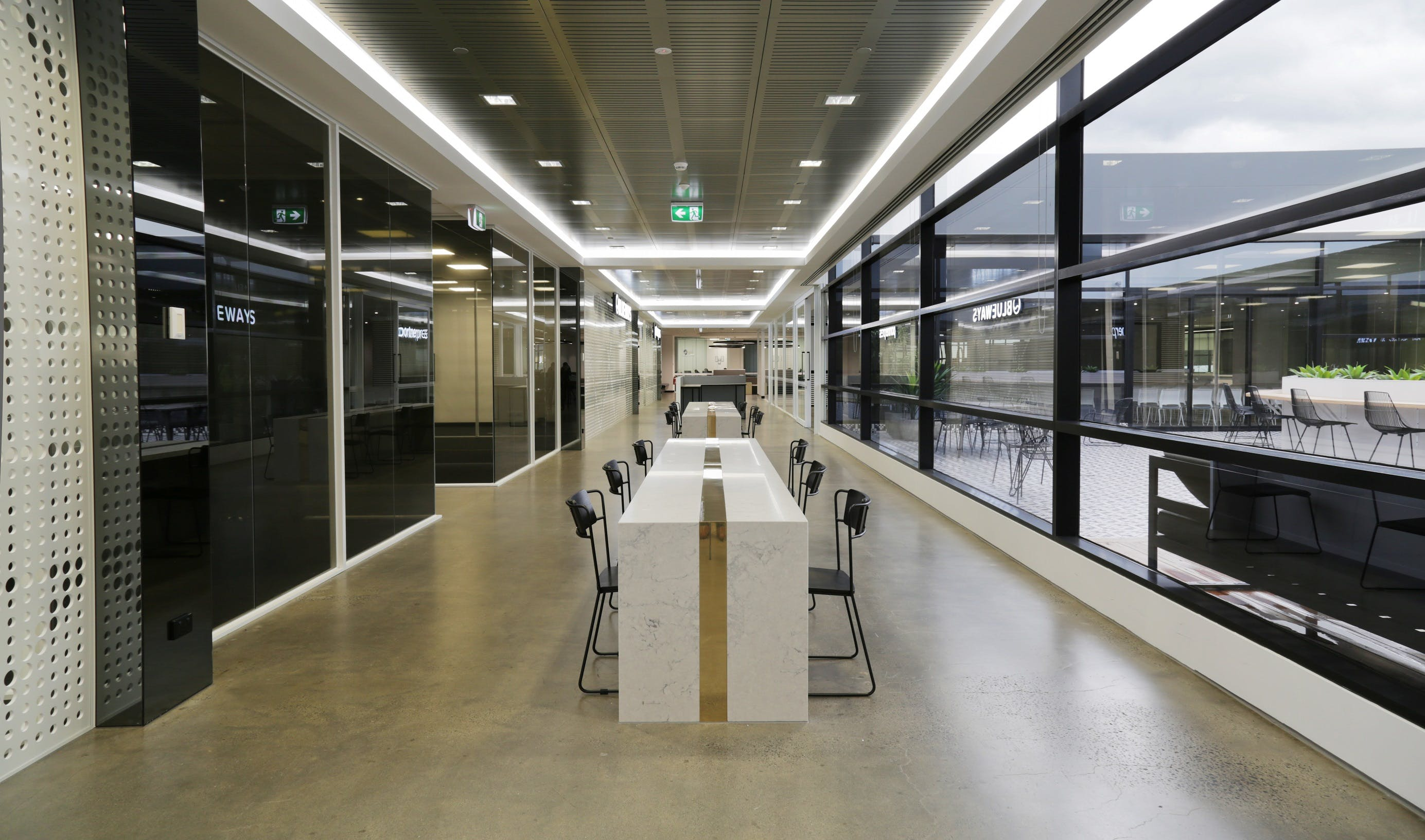 Jobs Training Room, meeting room at Waterman Chadstone Short Term Spaces, image 3