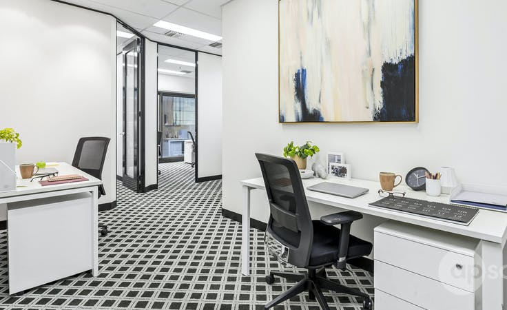 Level 3, serviced office at St Kilda Rd Towers, image 1