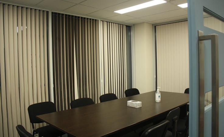 Grey, meeting room at Reach Academy, image 3