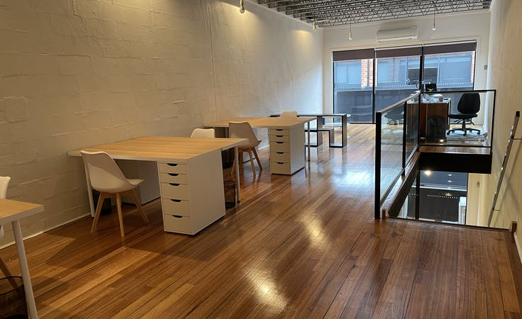 Shared office at Down St, image 1