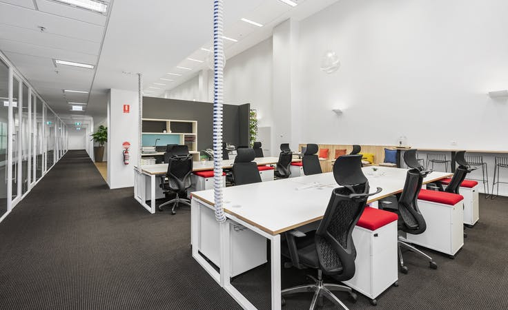 Co-Working, coworking at 555 Bourke Street, image 1