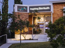 Wellbeing treatment room, private office at Inspiring Skin Health, image 1