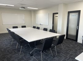 Boardroom, meeting room at Toowoomba Serviced Offices, image 1