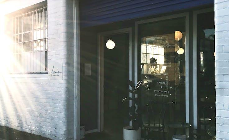 Multi-use area at Cafe Louis, image 1