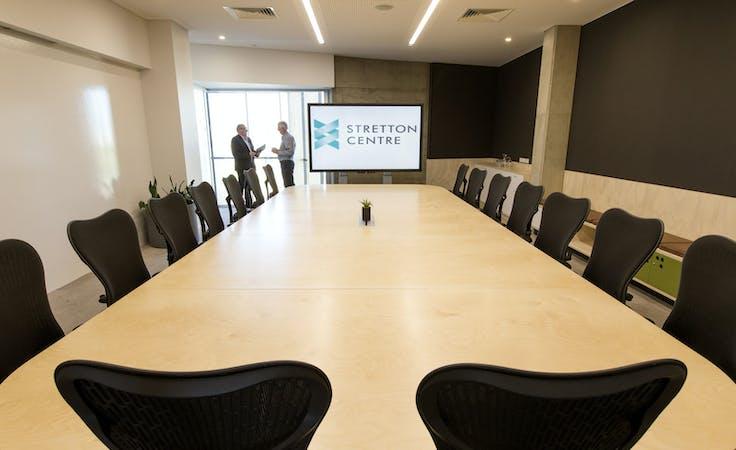 Boardroom, conference centre at Stretton Centre, image 1