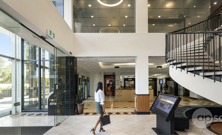 Level 5, serviced office at St Kilda Rd Towers, image 9