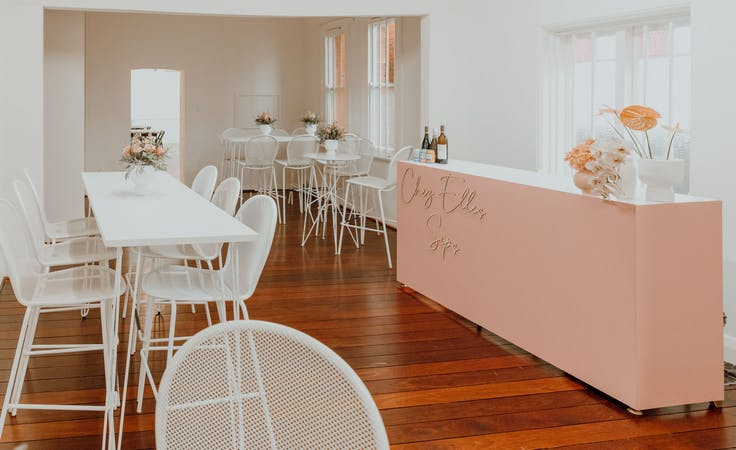 Multi-use area at Chez Elle, image 1