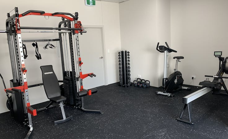 Gym fully equipped, training room at MOVEMENT ZONE, image 1