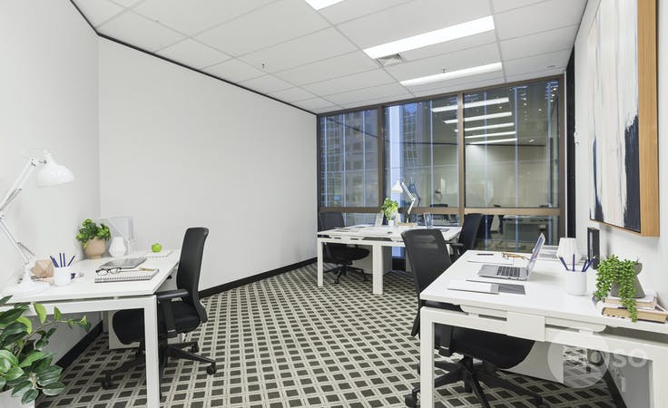 Level 5, serviced office at Exchange Tower, image 1