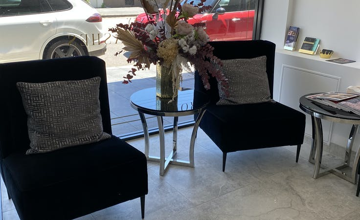 Beauty Rooms & Barber chairs for sub-lease, shopfront at Sydney Brows & Lashes, image 4