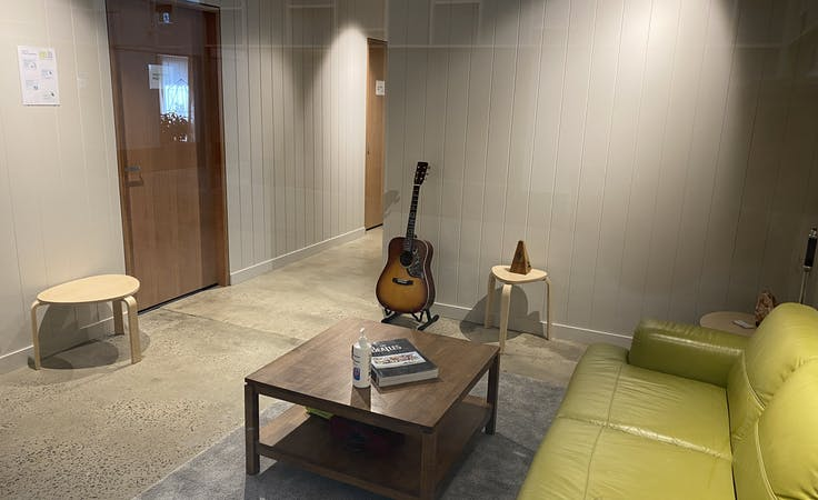 Your Name, private office at Mojo Studios, image 1