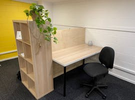 Hot Desk at 4KitsonCo, hot desk at 4KitsonCo, image 1
