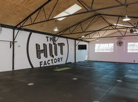 Multi-use area at The HIIT Factory Northcote, image 1