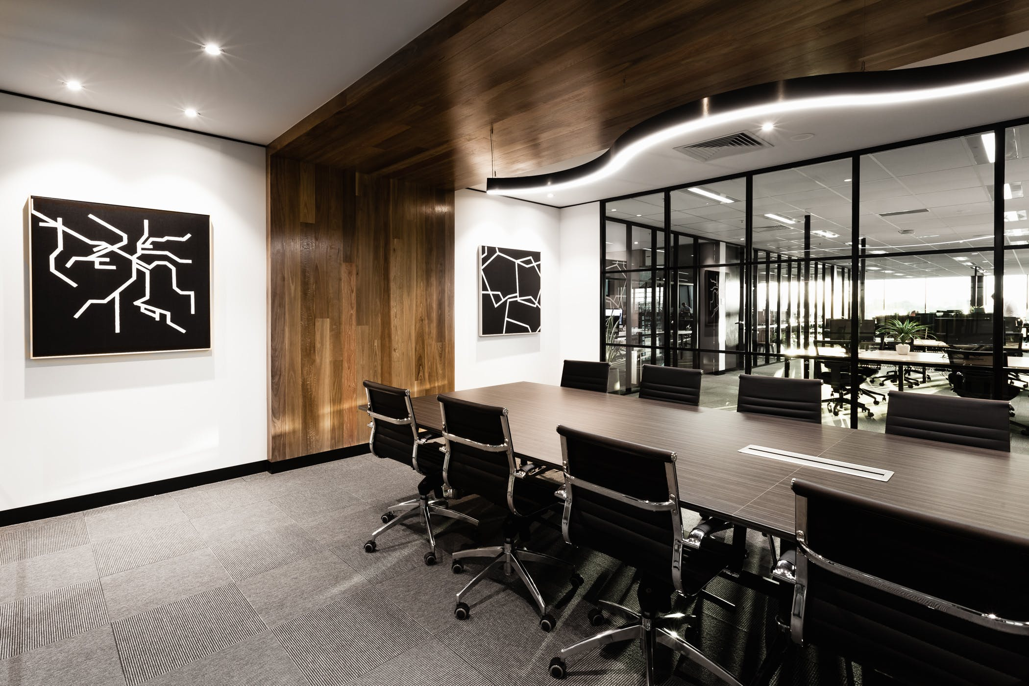 Boardroom, meeting room at Waterman Narre Warren, image 1