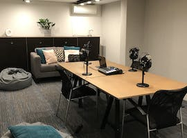 Podcasting Room, creative studio at Ooniverse HQ, image 1
