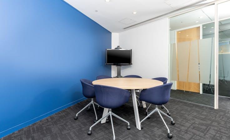 Find a professional address for your business in Regus Darling Park , hot desk at Darling Park, image 2