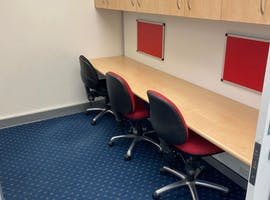 Sub Lease Bardon office, private office at Bardon Office, image 1