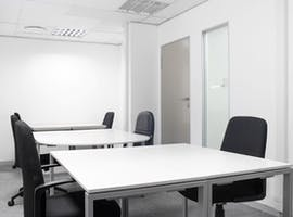 Move into ready-to-use open plan office space for 15 persons in Regus 380 St Kilda Road , serviced office at Level 14, 380 St Kilda Road, image 1