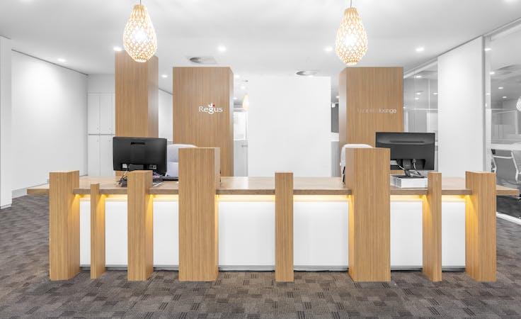 Virtual office in Regus 380 St Kilda Road , hot desk at Level 14, 380 St Kilda Road, image 1