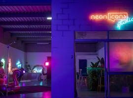 Creative studio at Neon Icons Studio, image 1