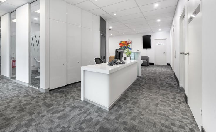 Choose the services you need with a flexible virtual office plan, hot desk at Blacktown, image 1