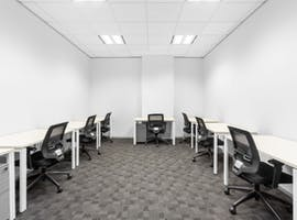 Open plan office space for 15 persons in Regus 180 Lonsdale Street, private office at Level 19, 180 Lonsdale Street, image 1