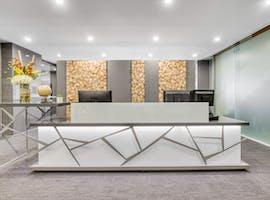 Virtual office in Regus 180 Lonsdale Street, hot desk at Level 19, 180 Lonsdale Street, image 1