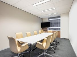 Open plan office space for 10 persons in Regus 90 Collins Street, private office at Collins Street, image 1