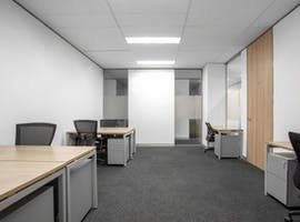 Open plan office space for 15 persons in Regus 90 Collins Street, private office at Collins Street, image 1