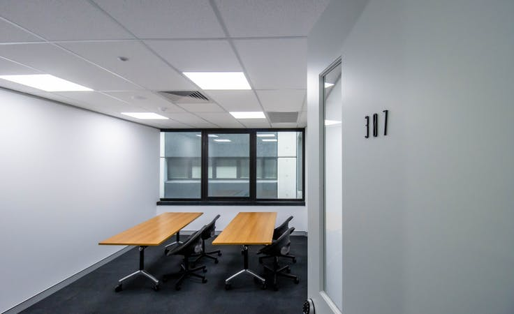 Private Room 307, multi-use area at WeSpace, image 1