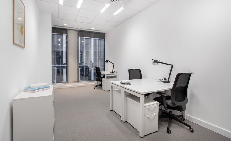 Find office space in Spaces Collingwood for 3 persons with everything taken care of, serviced office at Gipps Street, image 1